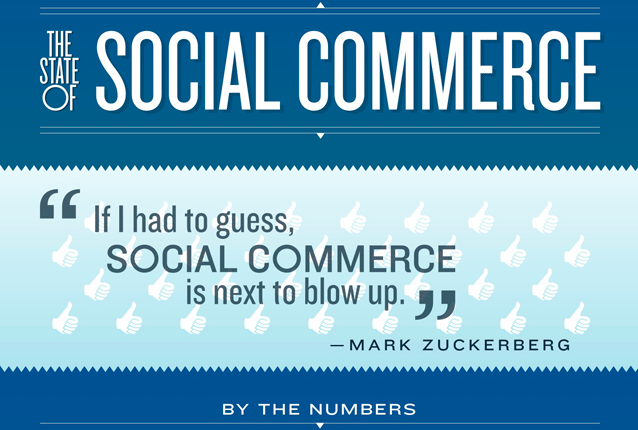 Infographic - Social Commerce by Numbers