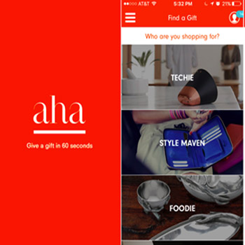 Online Marketplace AHAlife Launches Gift Buying App