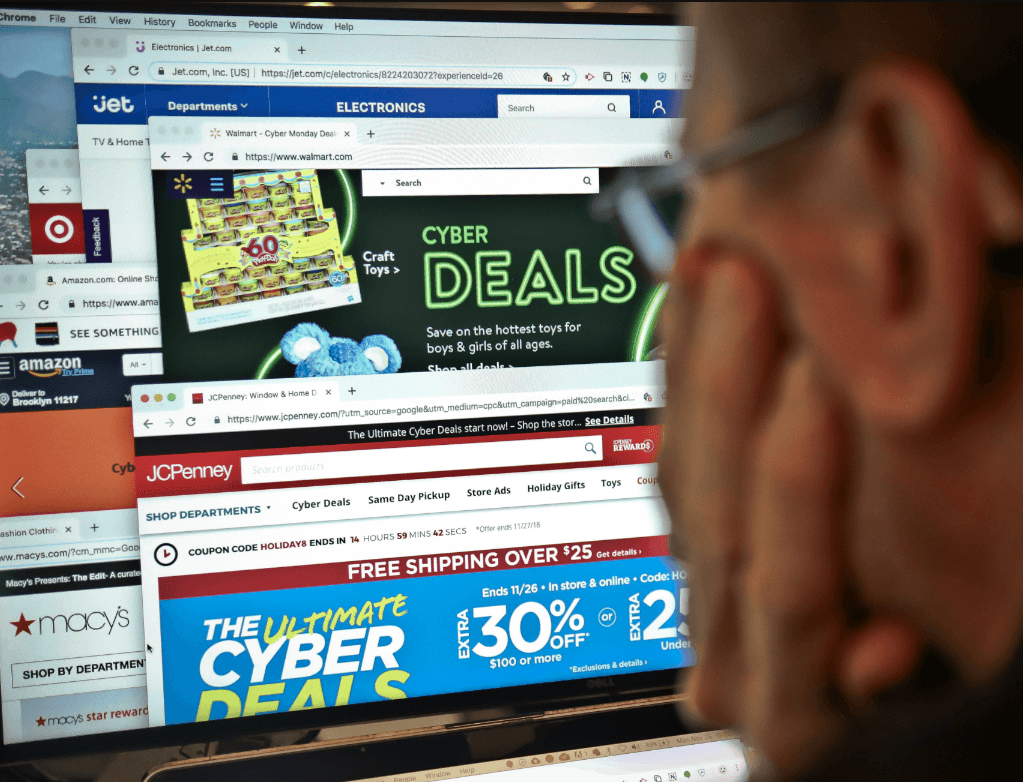 "Cyber Monday Breaks Record, Becomes ""Biggest Sales Day Ever"""