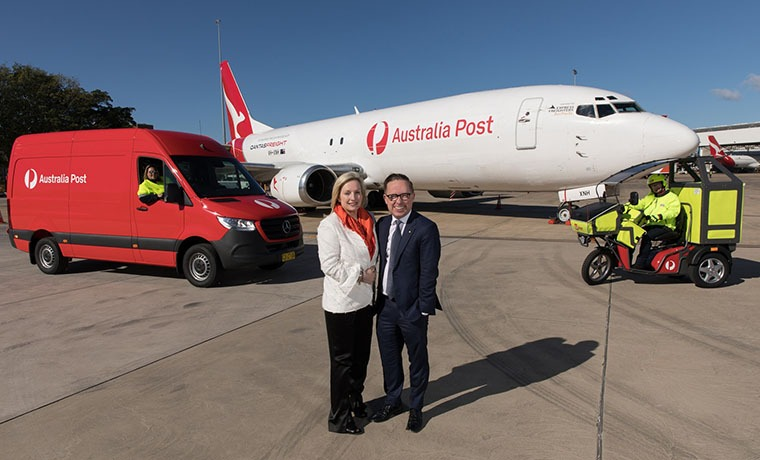Australia Post and Qantas Reaching New Heights for E-Commerce