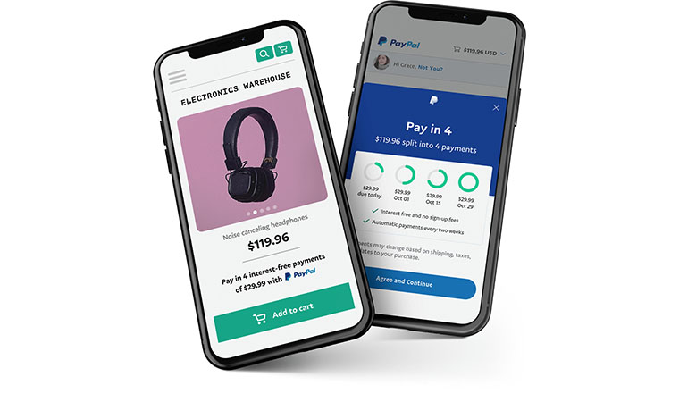 New Player in the Game: PayPal Launches BNPL Platform