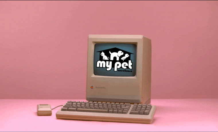 E-Commerce Time Machine: My Pet Warehouse