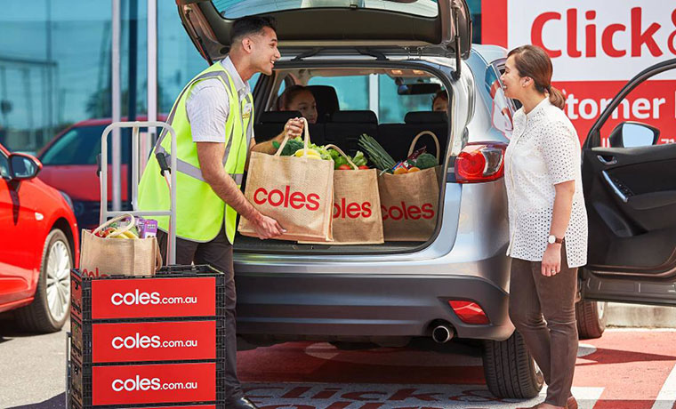 Coles Launches 90-Minute Click & Collect in New Online Initiative