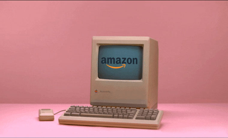 E-Commerce Time Machine | Amazon