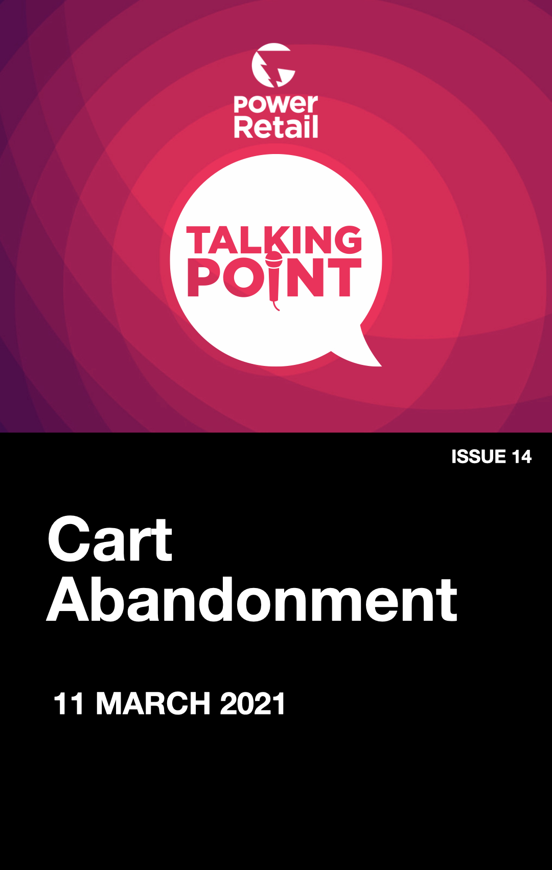 Talking Point Report #14